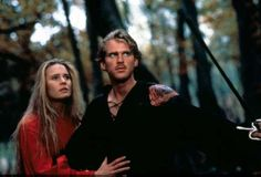 The Princess Bride and Westley - REX Features