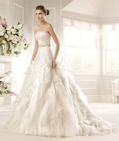 MISOURI » Wedding Dresses » 2013 Glamour Collection » La Sposa