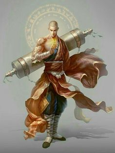 Kygawiyshu - A monk Remi asked to protect the list of Protectors. The monk is trained in every single combat in the Cosmos. Even trained in Arkon's Way. Fantasy Character Design, Character Concept, Character Art, Concept Art, Comic Kunst, Comic Art, Dnd Characters, Fantasy Characters, Fantasy Inspiration