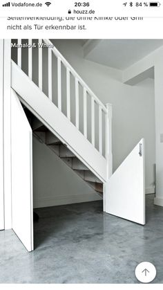 Understairs Ideas