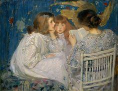 Sir James Jebusa Shannon (1862–1923) Anglo-American artist.