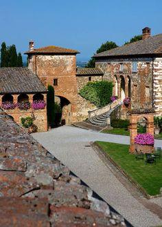 Locanda dell'Amorosa, Sinalunga - Tuscany