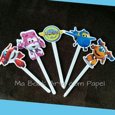 Toppers Super Wings