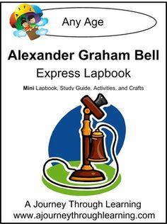 Alexander Graham Bell Express Lapbook