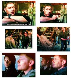 Scenes vs gag reels. This is why I love them