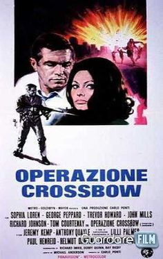 Operazione Crossbow (1965) in streaming