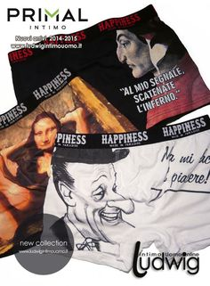 Boxer uomo Intimo Primal ed il Tris in morbido cotone elasticizzato per la serie Happiness made in Paradise.  #boxeruomo #intimouomo #boxerdivertenti  http://www.ludwigintimouomo.it/intimo-primal/376-boxer-uomo-primal-art-3644-3-pz.html