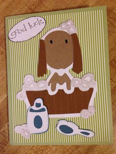 From Cricut Paper Pups cartridge.