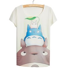 cute Totoro printed t shirt  FREE Shipping Tag a friend who would love this! Active link in BIO #totoro #japan #ghibli #cosplay #anime #japanstyle #CastleintheSky #MyNeighborTotoro #KikiDeliveryService #SpiritedAway #HowlsMovingCastle #TalesfromEarthsea #Ponyo #TheWindRises #WhenMarnieWasThere #HayaoMiyazaki #Miyazaki #Hayao #JoeHisaishi #Hisaishi #studioghibli #childhoodmemories #bestmemories #bestanime #bestmovie #japanmovie