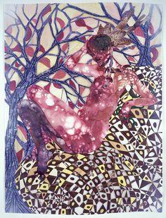 Wangechi-Mutu-Feminist-Art-Brooklyn-Museum Mantra, Tate Modern Gallery, Ap Art History 250, Love Collage, African Artists, High School Art, Feminist Art, Afro Art, Art Base