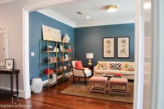 name 5 things.: Home Tour: Formal Living Room.