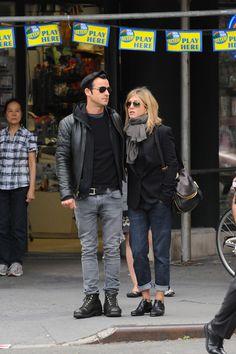 Jennifer Aniston and Justin Theroux are twinkies!