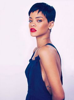 KOPASEVIPH: Rihanna by Mariano Vivanco for Elle UK 2013