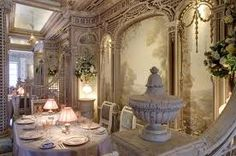 Special for aristocrat décor lover, these luxury restaurant design ideas will help you to realize that dream. Here was some example of luxury restaurant ar