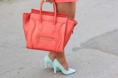 That bag!! Those shoes!