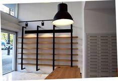 Pharmacy Design, Thessaloniki, Shelving, Divider, Interior Design, Room, Furniture, Home Decor, Shelves