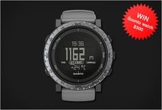 Giveaway | Suunto Watch