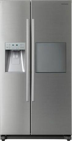 Foto Daewoo FRN Q39F2S   Zboží.cz French Door Refrigerator, French Doors, Kitchen Appliances, Home, Diy Kitchen Appliances, Home Appliances, Ad Home, Homes, Kitchen Gadgets