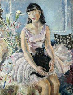 Ballerina, 1934  Cathleen Mann