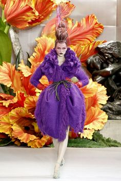 Christian Dior PFW Haute Couture FW 2010-11
