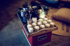 Jar Pies, Chocolate Hazelnut. Photo by Laura Dart.