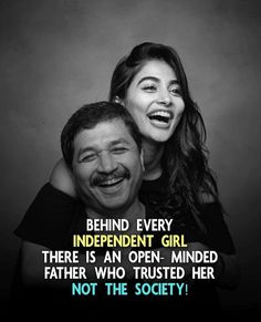 Explore thousands of picture quotes and thoughts in more than 50 categories to inspire, motivate, hard work, grow, love and much more. Love Parents Quotes, Father Daughter Love Quotes, Mom And Dad Quotes, Crazy Girl Quotes, Father Quotes, Girly Quotes, Sister Quotes, Baby Quotes, Quotes About Attitude