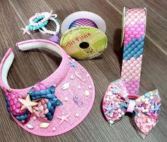 Crochet Headband Free, Crochet Baby, Little Girl Hairstyles, Diy Hairstyles, Ribbon Hair, Hair Bows, Jojo Siwa Birthday, Crazy Hats, Hair Decorations