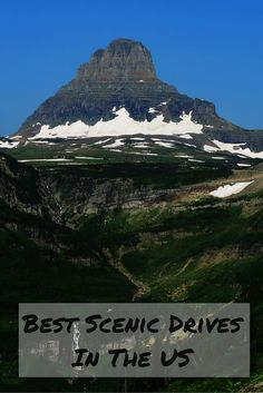 The United States is a perfect country for road trips. Let us share with you our favorite scenic drives in the US.