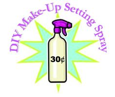 DIY Make-up Setting Spray Recipe -[