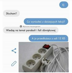Read SMS from the story karuzela smiechu by slodkiSZCZUR with reads. Funny Sms, Funny Messages, Wtf Funny, Funny Quotes, Hahaha Hahaha, Funny Lyrics, Weekend Humor, Satsuriku No Tenshi, Just Smile