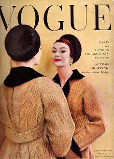 Vogue September 1954
