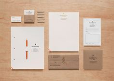 Maderista Identity by Anagrama | Inspiration Grid | Design Inspiration