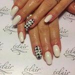 Klasyka #eclair  #nails  #nailart  #nailporn  #nailswag