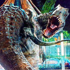 "Skinny Devil Lord 😈🍷 on Instagram: ""#jurassicworld #4k #indominusrex"" Jurassic Park Film, Jurassic Park World, Jurassic World Wallpaper, Types Of Dragons, Indominus Rex, Baby Dinosaurs, Falling Kingdoms, Dinosaur Art, Like Animals"