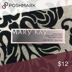 Mary Kay shell cream lipstick This is a new, still in original box, Mary Kay creme lipstick in a shell color. Fast shipping from a smoke free home. Offers and questions welcome. Thank you for looking. Mary Kay Makeup Lipstick