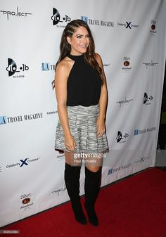 Reality TV Personality Shannon Decker attends the Los Angeles Travel Magazine Endless Summer issue launch at Project on July 31, 2015 in Los Angeles, California.