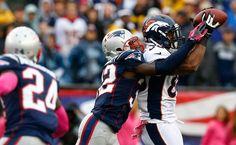 Denver Broncos vs. New England Patriots - Photos - October 07, 2012 - ESPN