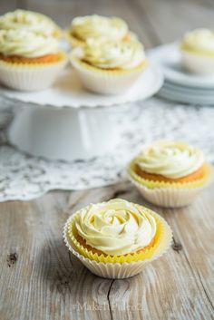 Luscious Lemon Cupcakes from Make It Paleo 2