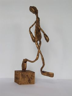 Giacometti Style Sculptures