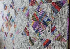 Paris on a Shoestring quilting