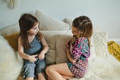 Ode to Jeune, Girls' Jumpers made in Los Angeles