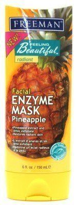 Freeman Facial Enzyme Mask Pineapple 6 oz 3Pack with Free Nail File -- Visit the image link more details. (Note:Amazon affiliate link)