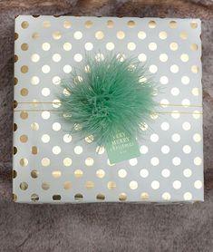 The Art of Gift Wrap...DIY