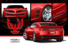 Again these are not real just artwork that people have mocked up based on the new Camaro.