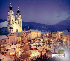 Mercato di Natale Brixen-Bressanone, Italy