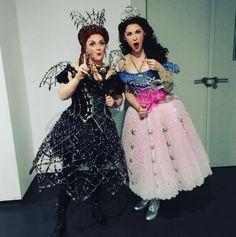 Road to Phantom, operafantomet:   Andrea Creighton and Emilie Lynn...