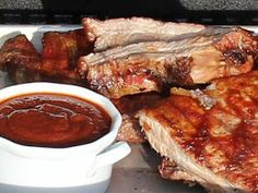 Cookistry: Whole Foods Friday: Spare Ribs and Barbecue Sauce