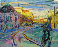 Viena, 60x73 Painting, Art, Vienna, Art Background, Painting Art, Kunst, Paintings, Gcse Art