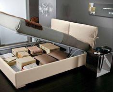 Semeraro Letto con contenitore Dea | 1.1_Furniture, Upholstery ...