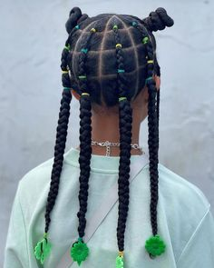 Infant Hairstyles, Cute Toddler Hairstyles, Little Girls Natural Hairstyles, Lil Girl Hairstyles, Braided Pony, Baby Girl Hair, Cute Toddlers, Protective Styles, Respect
